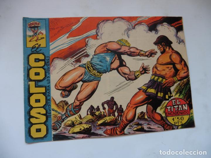 Tebeos: COLOSO COMPLETA ( FALTA EL 57 Y 79 ) MAGA ORIGINAL - Foto 7 - 194406535