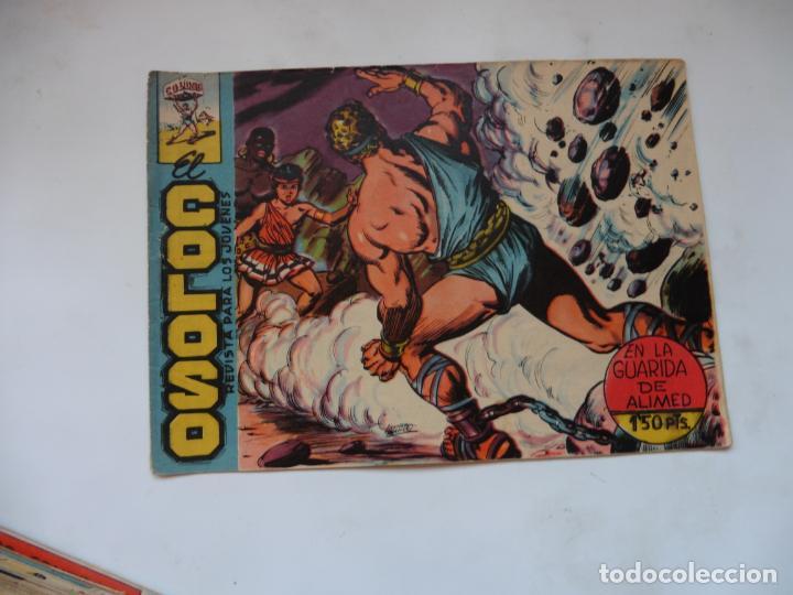 Tebeos: COLOSO COMPLETA ( FALTA EL 57 Y 79 ) MAGA ORIGINAL - Foto 8 - 194406535