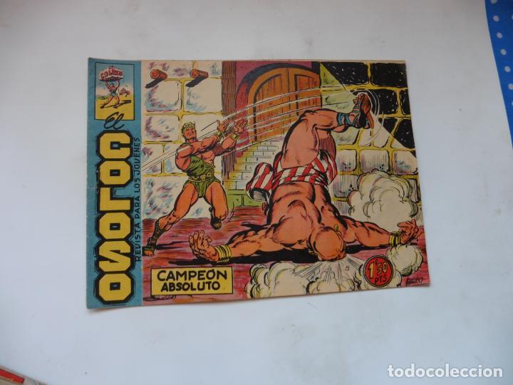 Tebeos: COLOSO COMPLETA ( FALTA EL 57 Y 79 ) MAGA ORIGINAL - Foto 9 - 194406535