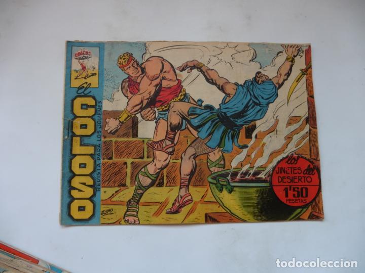 Tebeos: COLOSO COMPLETA ( FALTA EL 57 Y 79 ) MAGA ORIGINAL - Foto 10 - 194406535