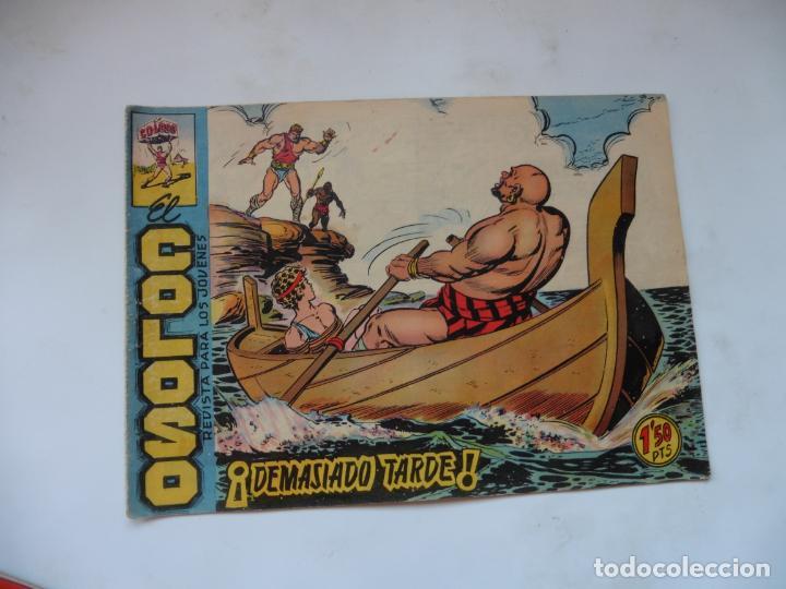 Tebeos: COLOSO COMPLETA ( FALTA EL 57 Y 79 ) MAGA ORIGINAL - Foto 12 - 194406535