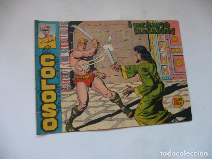Tebeos: COLOSO COMPLETA ( FALTA EL 57 Y 79 ) MAGA ORIGINAL - Foto 21 - 194406535