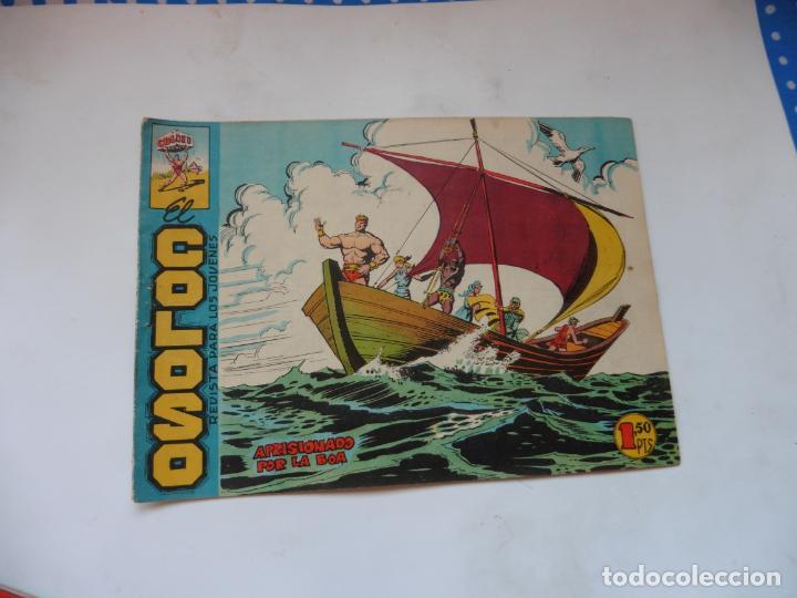 Tebeos: COLOSO COMPLETA ( FALTA EL 57 Y 79 ) MAGA ORIGINAL - Foto 22 - 194406535