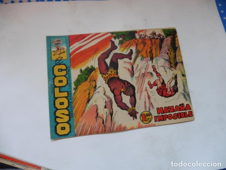 Tebeos: COLOSO COMPLETA ( FALTA EL 57 Y 79 ) MAGA ORIGINAL - Foto 25 - 194406535