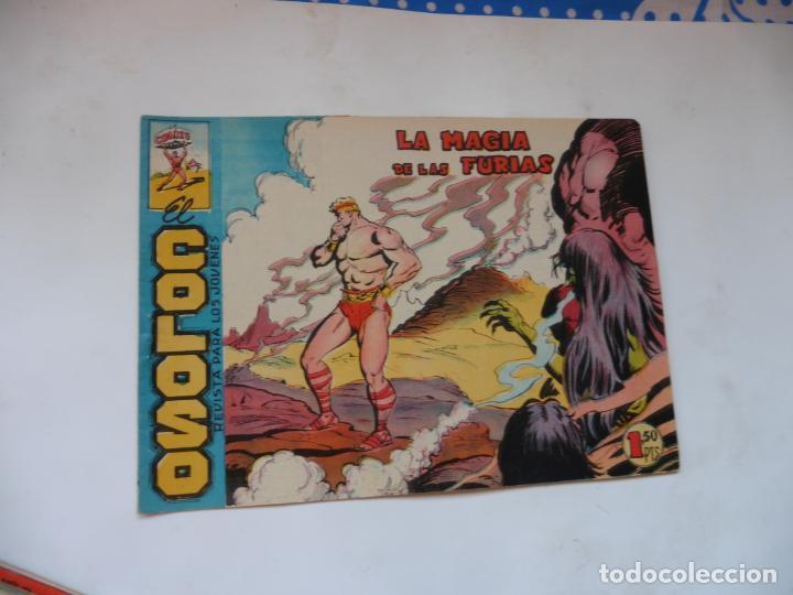 Tebeos: COLOSO COMPLETA ( FALTA EL 57 Y 79 ) MAGA ORIGINAL - Foto 27 - 194406535