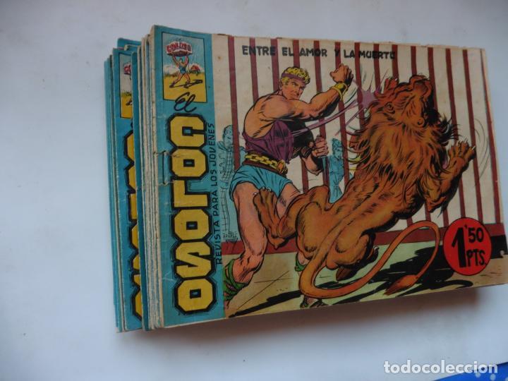 COLOSO COMPLETA ( FALTA EL 57 Y 79 ) MAGA ORIGINAL (Tebeos y Comics - Maga - Otros)