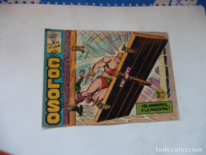 Tebeos: COLOSO COMPLETA ( FALTA EL 57 Y 79 ) MAGA ORIGINAL - Foto 31 - 194406535