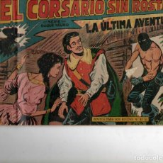 Tebeos: EL CORSARIO SIN ROSTRO Nº 42 ORIGINAL ( ULTIMO DE LA COLECCION ). Lote 194521977