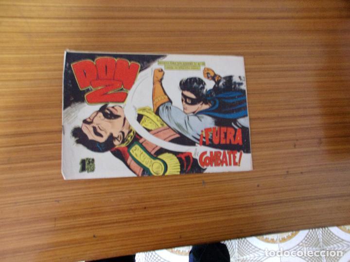 DON Z Nº 80 EDITA MAGA (Tebeos y Comics - Maga - Don Z)