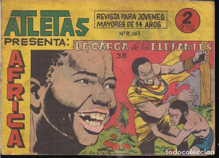 AFRICA Nº 38 (Tebeos y Comics - Maga - Otros)