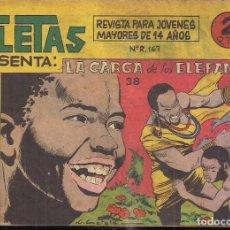 Giornalini: AFRICA Nº 38. Lote 194690782