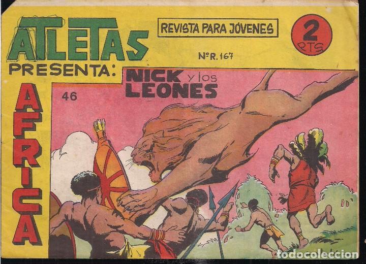 AFRICA Nº 46 (Tebeos y Comics - Maga - Otros)