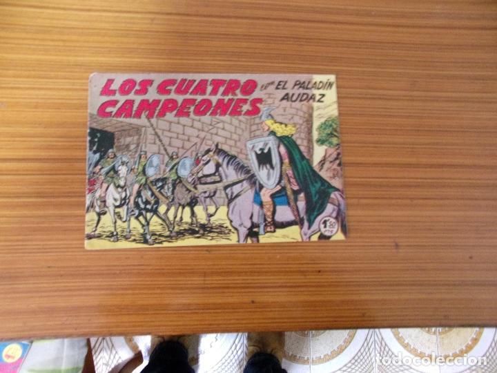 EL PALADIN AUDAZ Nº 20 EDITA MAGA (Tebeos y Comics - Maga - Otros)