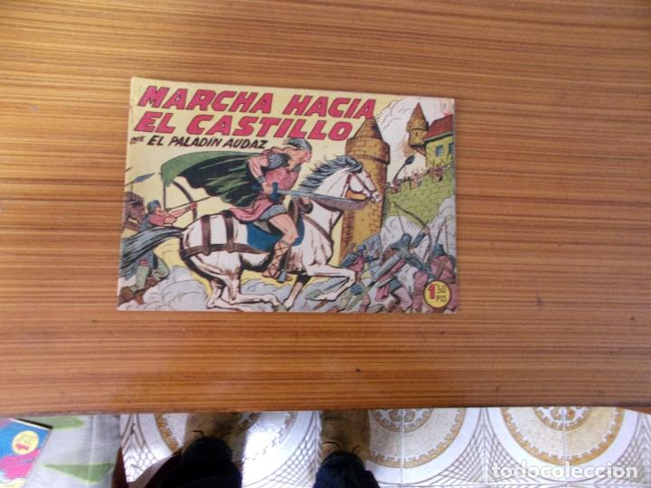 EL PALADIN AUDAZ Nº 33 EDITA MAGA (Tebeos y Comics - Maga - Otros)