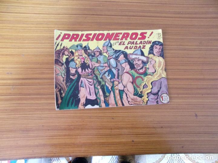 EL PALADIN AUDAZ Nº 2 EDITA MAGA (Tebeos y Comics - Maga - Otros)