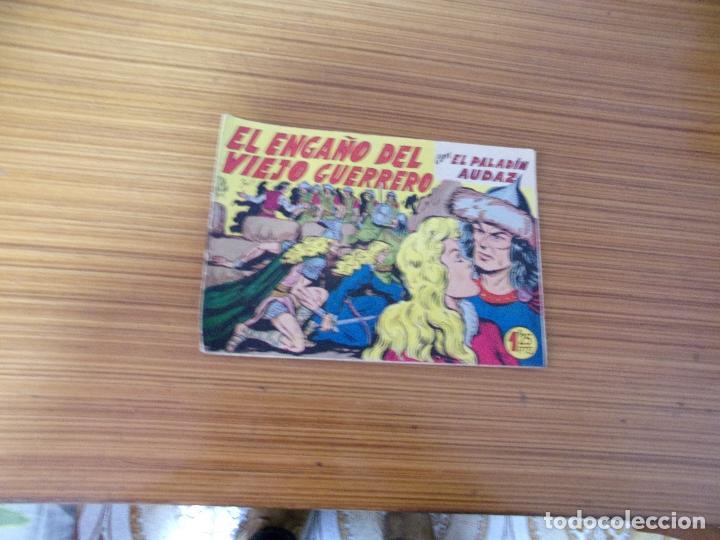 EL PALADIN AUDAZ Nº 6 EDITA MAGA (Tebeos y Comics - Maga - Otros)