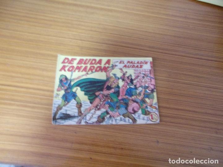 EL PALADIN AUDAZ Nº 5 EDITA MAGA (Tebeos y Comics - Maga - Otros)