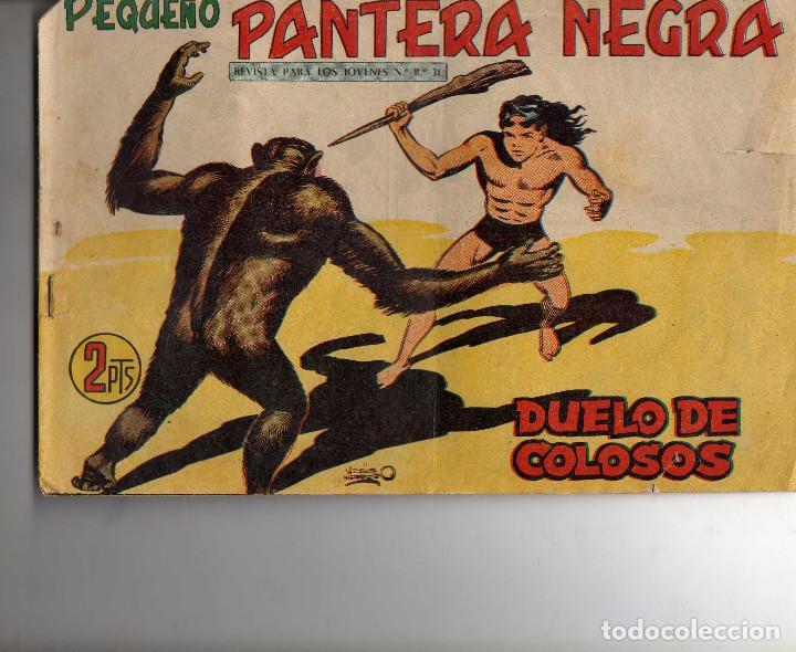 PEQUEÑO PANTERA NEGRA Nº 224 ORIGINAL (Tebeos y Comics - Maga - Otros)
