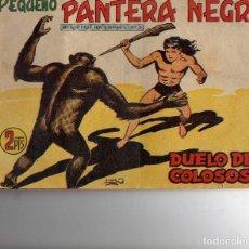 Tebeos: PEQUEÑO PANTERA NEGRA Nº 224 ORIGINAL. Lote 194895046