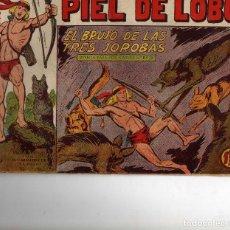 Tebeos: PIEL DE LOBO Nº 72, ORIGINAL. Lote 194895725