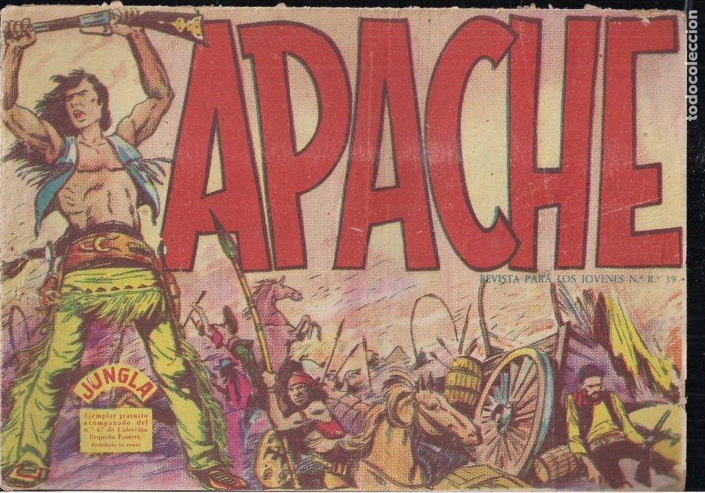 APACHE Nº 1 (Tebeos y Comics - Maga - Apache)