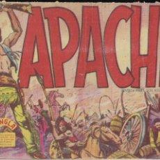 Tebeos: APACHE Nº 1 . Lote 195080782