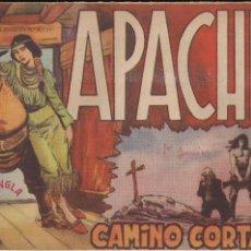 Tebeos: APACHE Nº 9. Lote 195081826