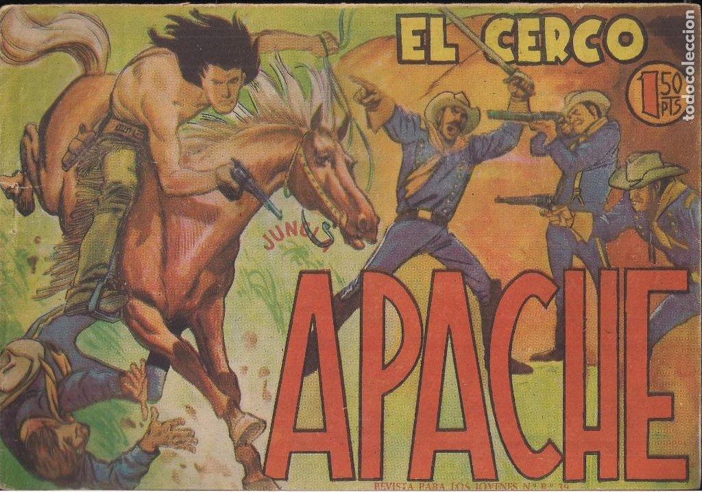 APACHE Nº 10 (Tebeos y Comics - Maga - Apache)