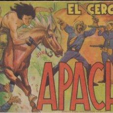 Tebeos: APACHE Nº 10. Lote 195081965