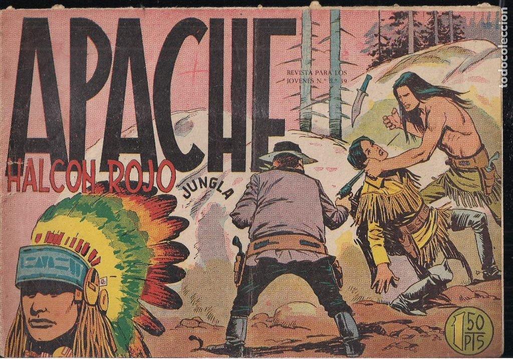 APACHE Nº 13 (Tebeos y Comics - Maga - Apache)