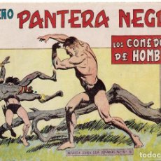 Tebeos: EL PEQUEÑO PANTERA NEGRA. Nº 160. Lote 195183418