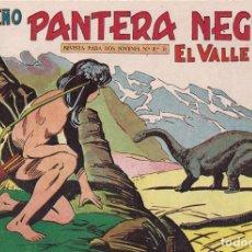 Tebeos: EL PEQUEÑO PANTERA NEGRA. Nº 175. Lote 195183486