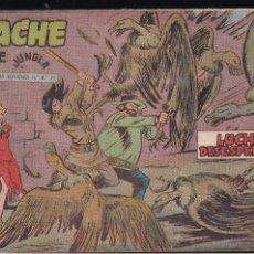 Tebeos: APACHE 2ª PARTE Nº 27. Lote 195192186