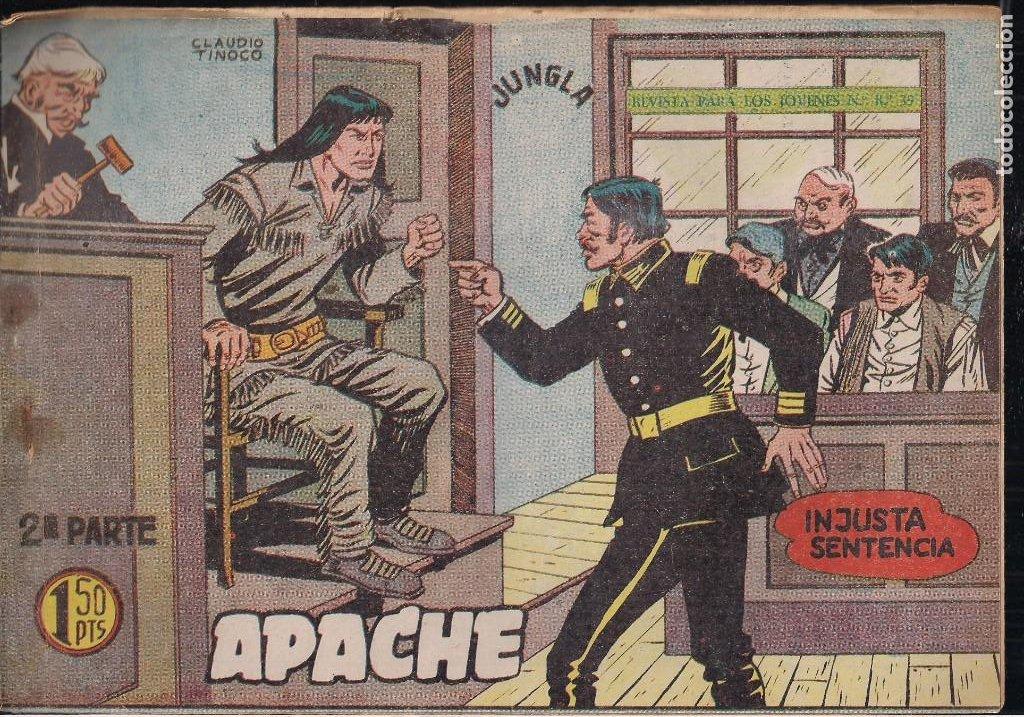 APACHE 2ª PARTE Nº 31 (Tebeos y Comics - Maga - Apache)