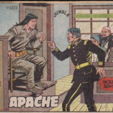 Tebeos: APACHE 2ª PARTE Nº 31. Lote 195192276
