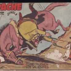 Tebeos: APACHE 2ª PARTE Nº 52. Lote 195192572