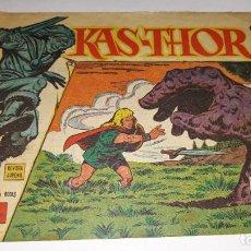 BDs: KAS -THOR KAS- Nº 36 EL FIN DE HELVUD, EDITORIAL MAGA ,, ORIGINAL 1963. Lote 195206176