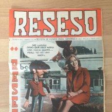 Tebeos: RESESO - AÑO I, NUMERO 4 - MAGA - ORIGINAL - GCH1. Lote 195385373