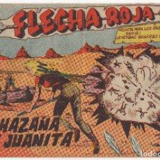 Tebeos: FLECHA ROJA Nº 29 (MAGA 1962). Lote 195610702