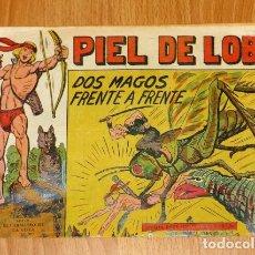 Tebeos: PIEL DE LOBO. Nº 22 : DOS MAGOS FRENTE A FRENTE (SERIE EL CABALLERO DE LA ROSA). Lote 195824302