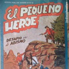 Tebeos: EL PEQUEÑO HEROE Nº 27 ORIGINAL. Lote 195949945