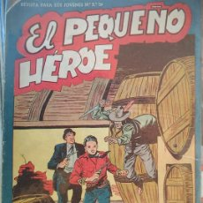 Tebeos: EL PEQUEÑO HEROE Nº30 ORIGINAL. Lote 195950180