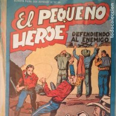 Tebeos: EL PEQUEÑO HEROE Nº 29 ORIGINAL. Lote 195950532