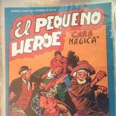 Livros de Banda Desenhada: EL PEQUEÑO HEROE Nº 49 ORIGINAL. Lote 195952576