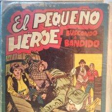 Livros de Banda Desenhada: EL PEQUEÑO HEROE Nº 50 ORIGINAL. Lote 195978957