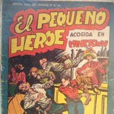 Livros de Banda Desenhada: EL PEQUEÑO HEROE Nº 55 ORIGINAL. Lote 195979442