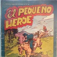 Livros de Banda Desenhada: EL PEQUEÑO HEROE Nº 58 ORIGINAL. Lote 195979633