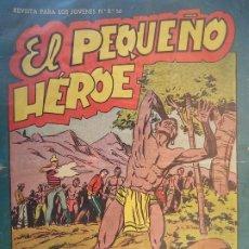 Livros de Banda Desenhada: EL PEQUEÑO HEROE Nº 65 ORIGINAL. Lote 195979857