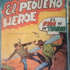 Livros de Banda Desenhada: EL PEQUEÑO HEROE Nº 5 ORIGINAL. Lote 195980353