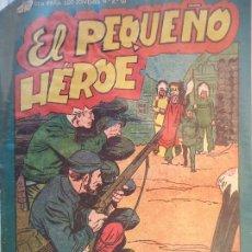 Tebeos: EL PEQUEÑO HEROE Nº 78 ORIGINAL. Lote 195982118
